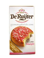 De Ruijter Little Mice Pink White