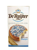 De Ruijter Little Mice Blue White