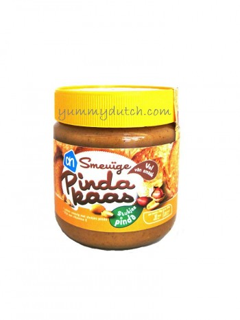 Albert Heijn Peanut Butter With Nuts