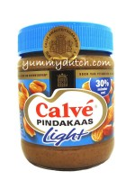 Calve Pindakaas Light