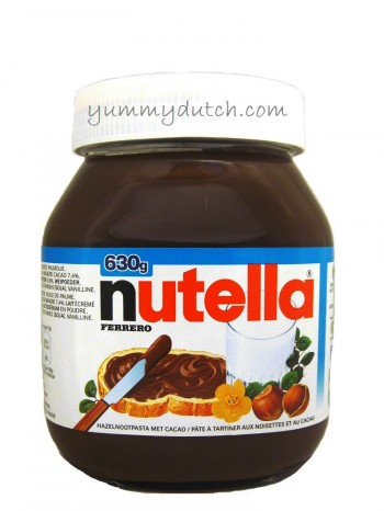 Nutella Chocolate Paste Large