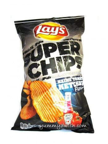 Lays Superchips Heinz Tomato Ketchup