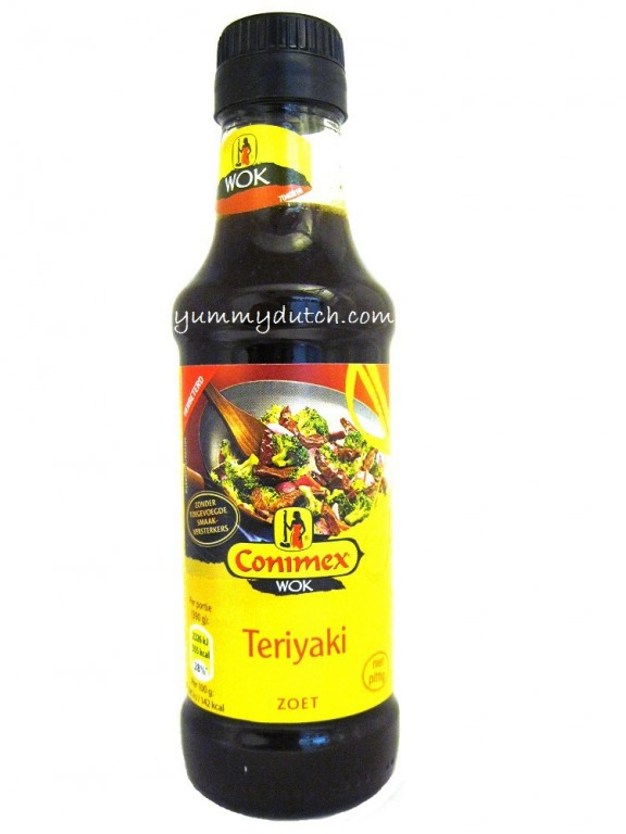 home » conimex » sauces » teriyaki stir fry sauce