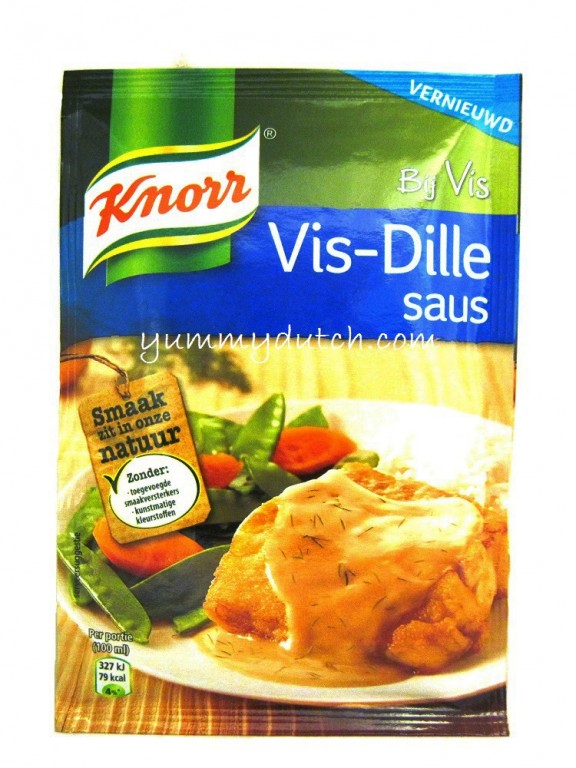 Fish dill sauce knorr yummy dutch for Dill sauce for fish