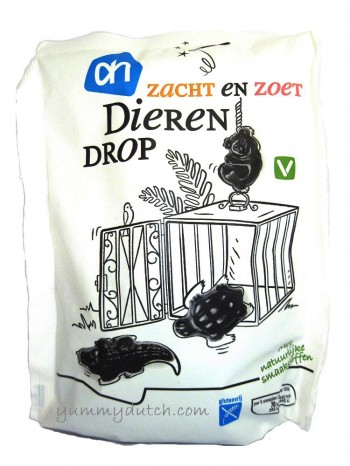 Albert Heijn Animals Licorice Sweet And Soft