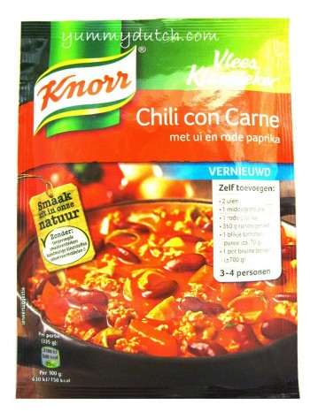 Knorr Chili Con Carne Mix