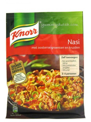 Knorr Nasi Fried Rice Mix