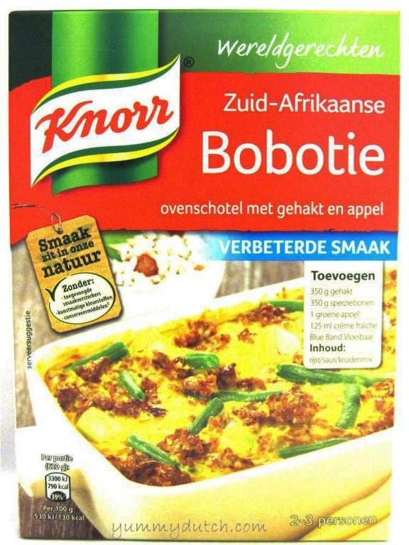 South African Bobotie Knorr Yummy Dutch