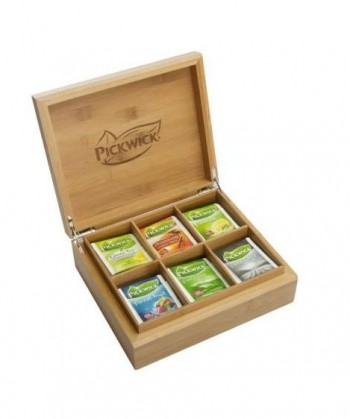 Pickwick Tea Box 6 Kinds