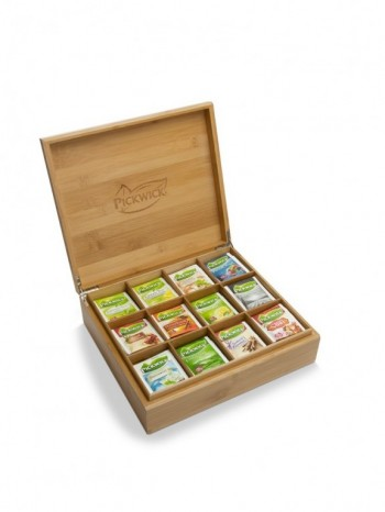 Pickwick Tea Box 12 Kinds