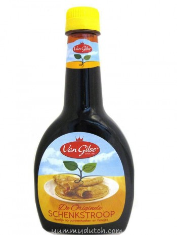 Van Gilse Sugar Syrup - Molasses