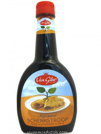 Van Gilse Sugar Syrup Caramel - Molasses
