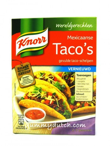 Knorr Mexican Tacos