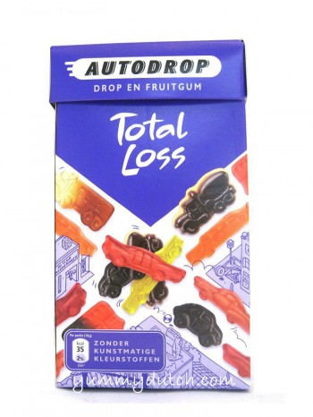 Autodrop Total Loss - Mixed Black Licorice And Fruitgum