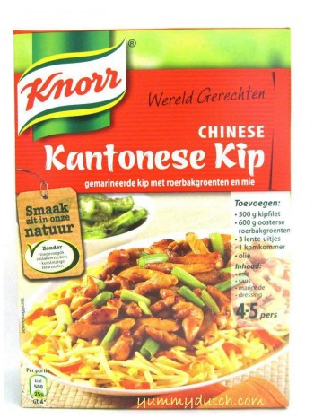 Knorr Chinese Kantonese Chicken
