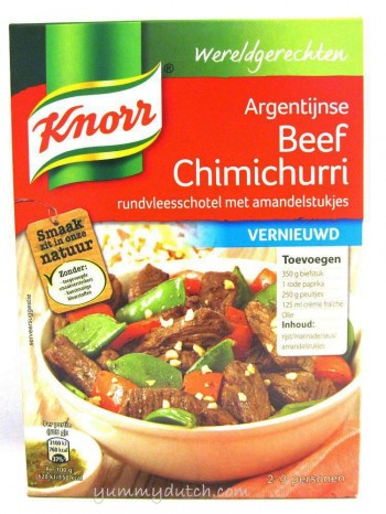 Knorr Argentinian Beef Chimichurri