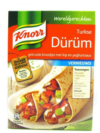 Knorr Turkish Taboon Bread