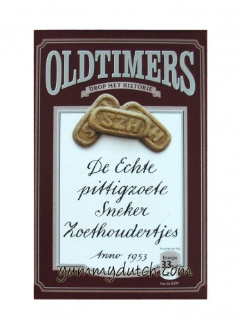 Oldtimers Spicy Sweet Licorice