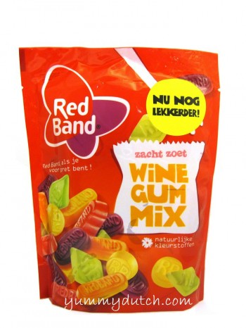 Red Band Winegums