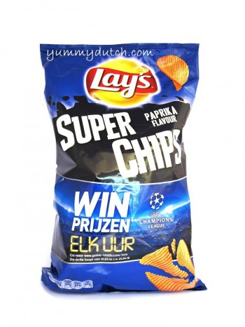 Lays Superchips Bell Pepper Ribbed