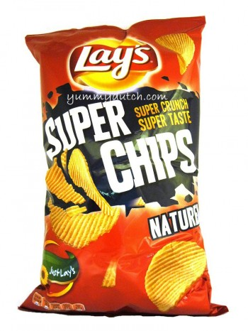 Lays Superchips Original Ribbed