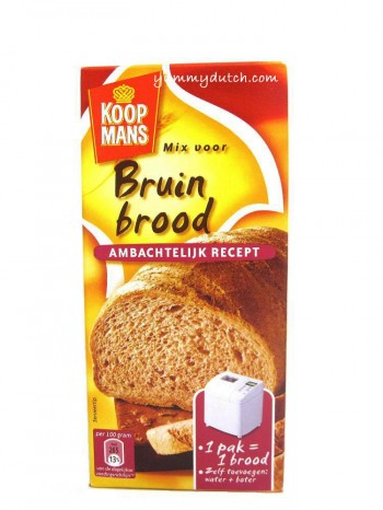 Koopmans Brown Bread