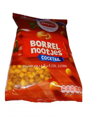 Duyvis Borrelnuts Cocktail 1kg