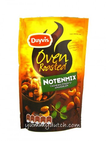 Duyvis Oven Roasted Nut Mix