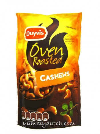 Duyvis Oven Roasted Cashew Nuts