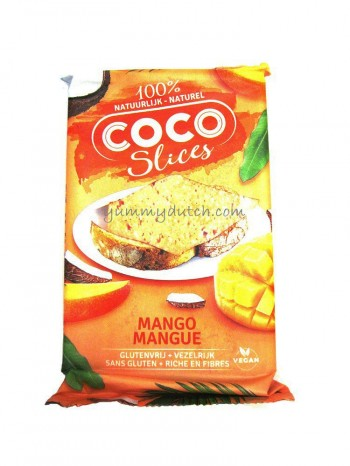 Theha Mango Coconut Slices