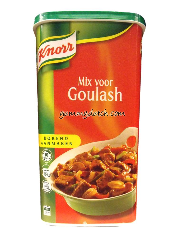 Knorr hungarian goulash