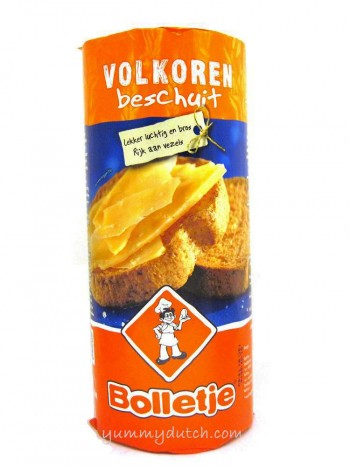 Bolletje Whole Wheat Rusk