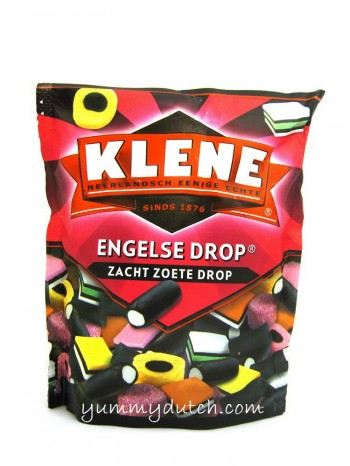 Klene English Licorice