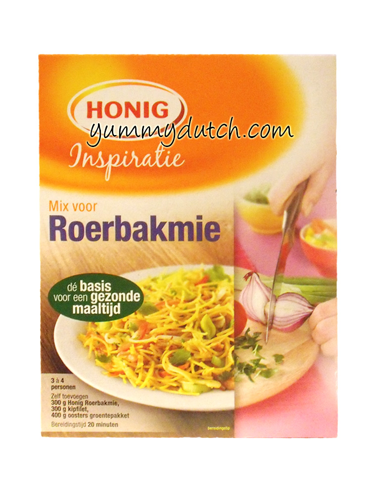Honig Mix For Stir Fried Noodles