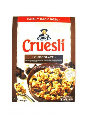 Quaker Cruesli Chocolate Big