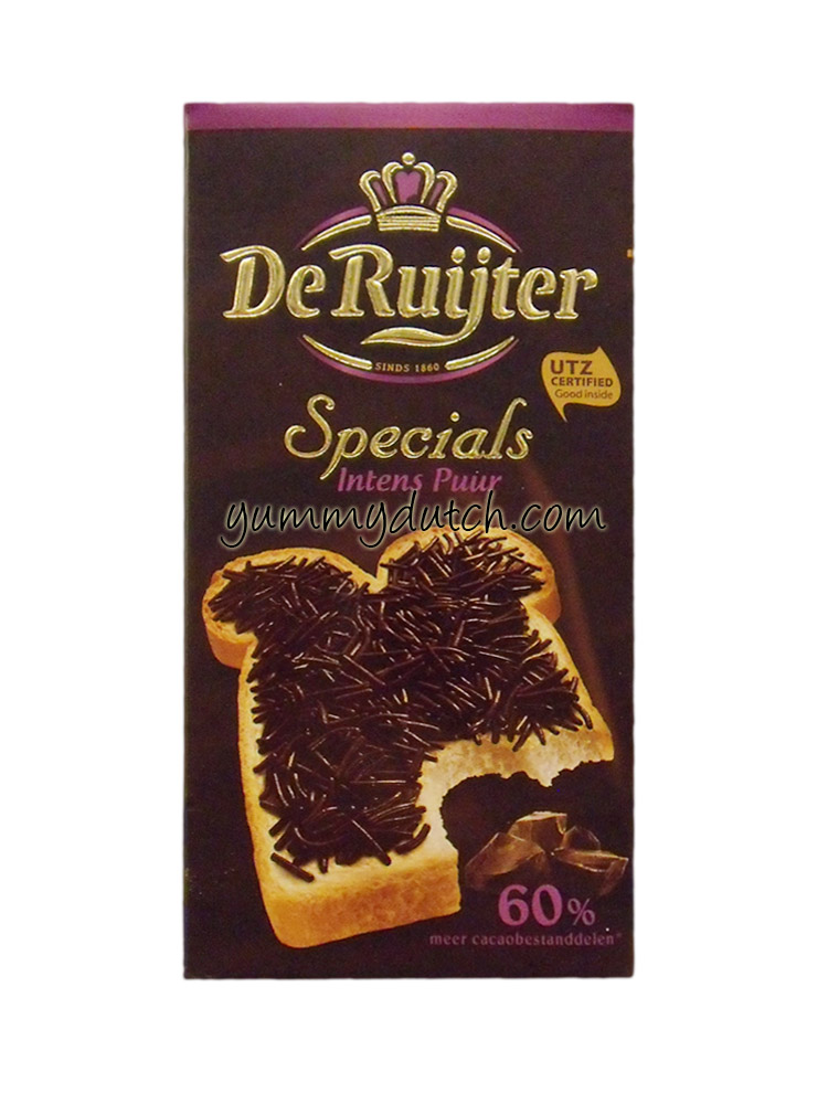 De Ruijter Specials Intense Dark