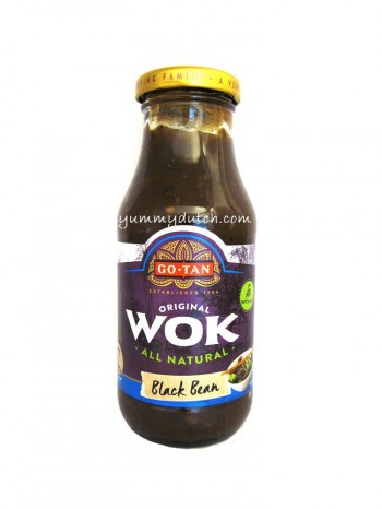 Go Tan Black Bean Stir-Fry Wok Sauce