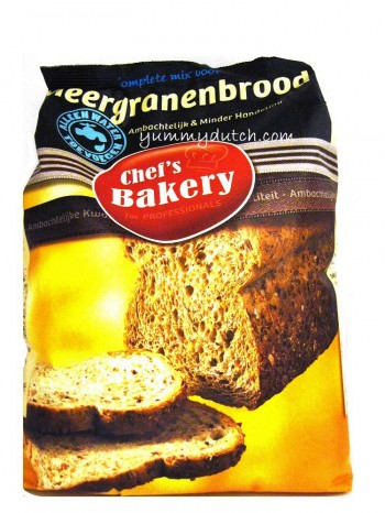 Chefs Bakery Multigrain Bread Mix 2Kg