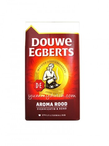Douwe Egberts Aroma Red Brewed Coffee 250gr