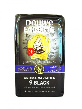 Douwe Egberts Aroma Black Brewed Coffee