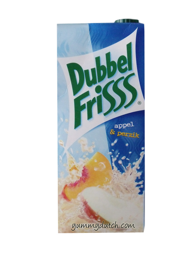 Frieslandcampina DubbelFrisss Apple Peach