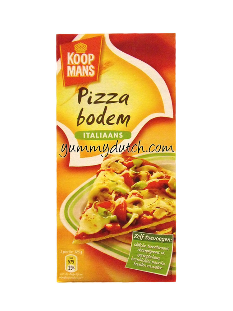 Koopmans Pizza Base Mix Italian