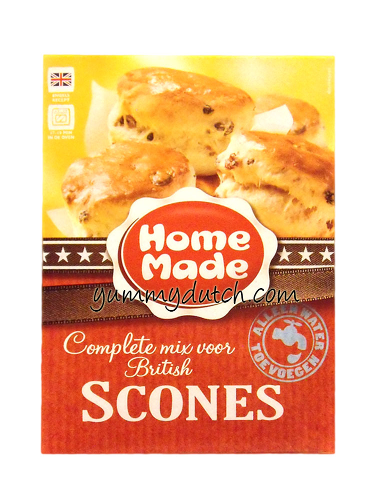 Homemade Mix For Scones
