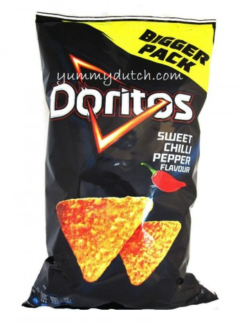 Doritos Sweet Chilli Peppers