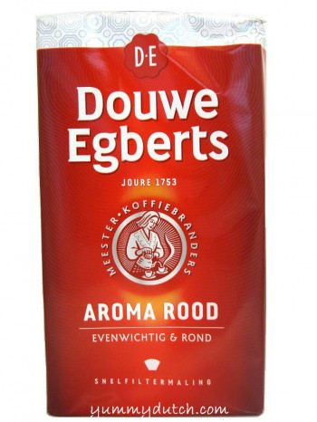 Douwe Egberts Aroma Red Brewed Coffee 500gr