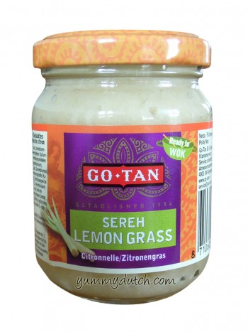 Go Tan Potted Lemongrass