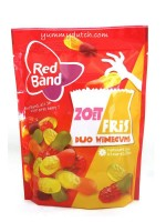 Red Band Winegums Sweet And Fresh