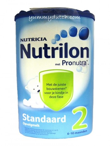 Nutricia Nutrilon Standard 2 With Pronutra