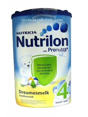 Nutricia Nutrilon Toddler Milk 4 Vanilla With Pronutra