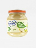 Nutricia Olvatit My First Meal Pear 4 Mnths